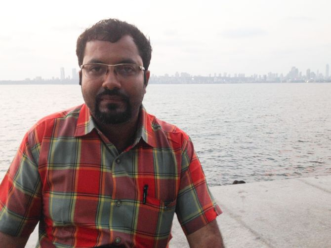 Mohammed Asif Gandhi complained that the focus was on negative campaigning rather than on issues.