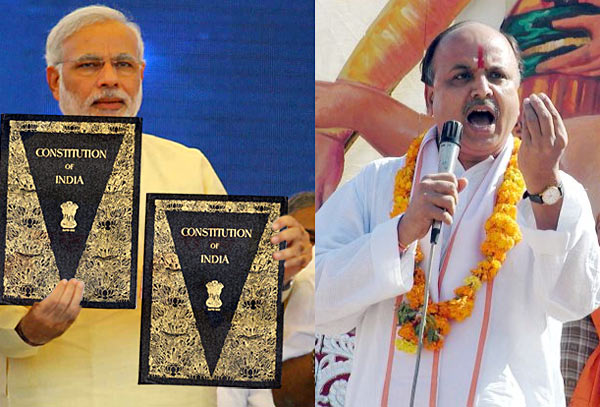 Will Modi teach Togadia a lesson he won't forget?