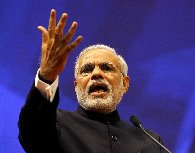 Is the Sangh Parivar shifting gears?