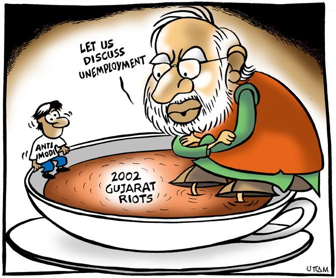 Uttam's Take: Narendra Modi's Chai Pe Charcha