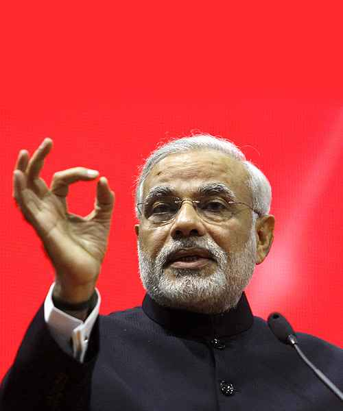 Congress' SIX questions to target Modi