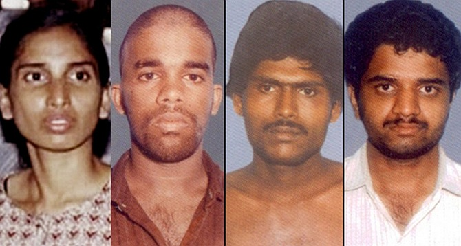Rajiv Gandhi's killers to remain in jail for now