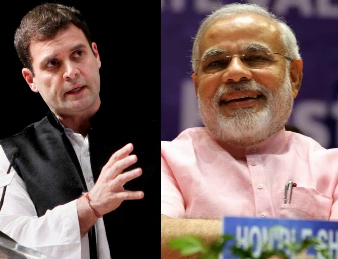 Rahul a specimen; listen to him speak to relieve stress: Modi