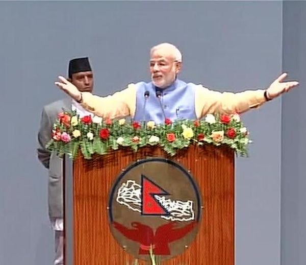 Want to make Nepal a HIT: Top 10 quotes from Modi's speech in Nepal's Parliament