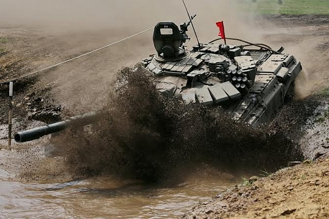 2014 Tank Biathlon World Championship