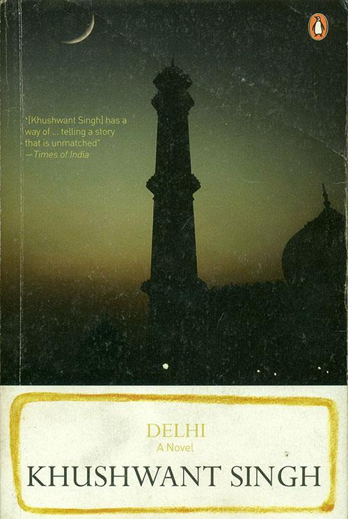 Delhi, A Novel