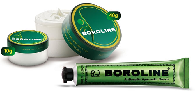Boroline was started in 1929.