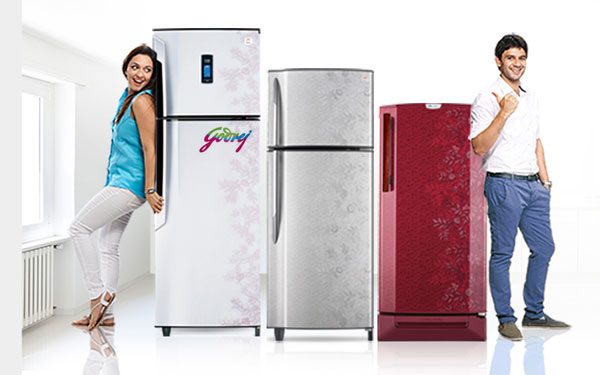 Godrej manufactured its first refrigerator in 1958.