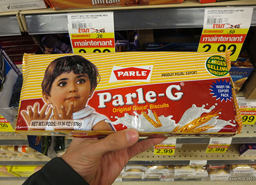 Parle biscuits are named after a Mumbai suburb.