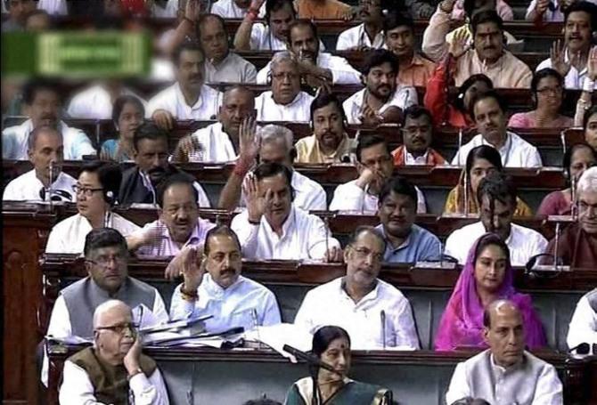 Lok Sabha sees animated debate over riots