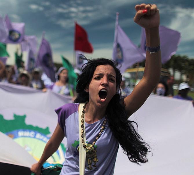 'Virginity Test' for Brazillian women applying for state jobs?