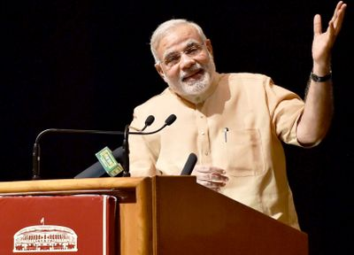 India News - Latest World & Political News - Current News Headlines in India - PM Modi got first class in MA from Gujarat University: VC reveals
