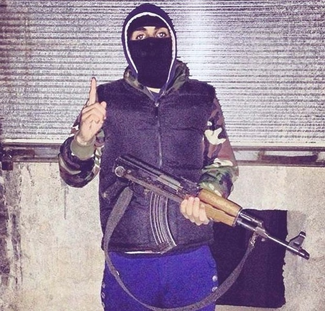 How London rapper became 'Jihadi John'