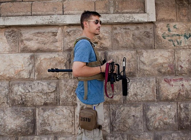 Executed journalist James Foley's chilling letter to family