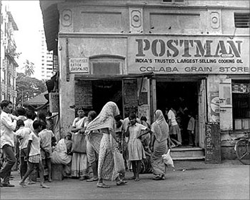 `Grain store in Colaba