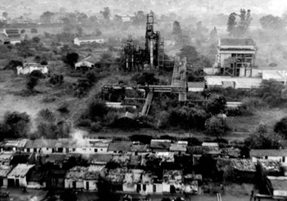 Industrial Disasters : A case study of Bhopal Gas Leak Disaster