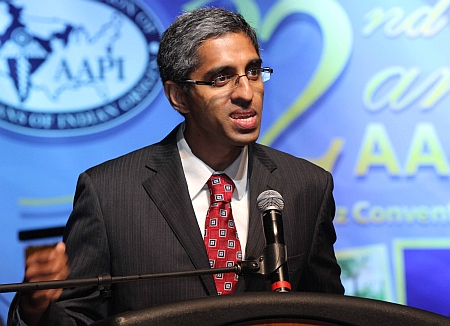 India News - Latest World & Political News - Current News Headlines in India - US Surgeon General Vivek Murthy dismissed by Trump administration