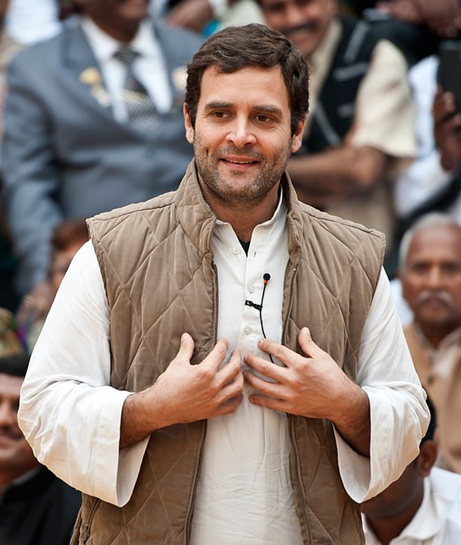 Memo to Rahul: It is 2014, not 2004