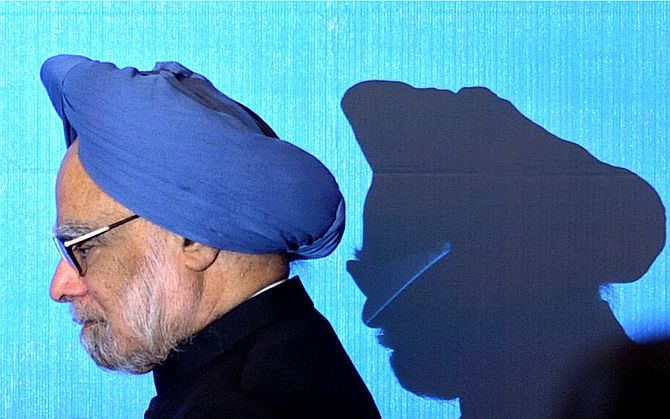 'Dr Singh puts on a veneer of straightforwardness, but he is excessively political. '