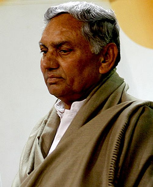 All India Congress Committee general secretary Janardan Dwivedi