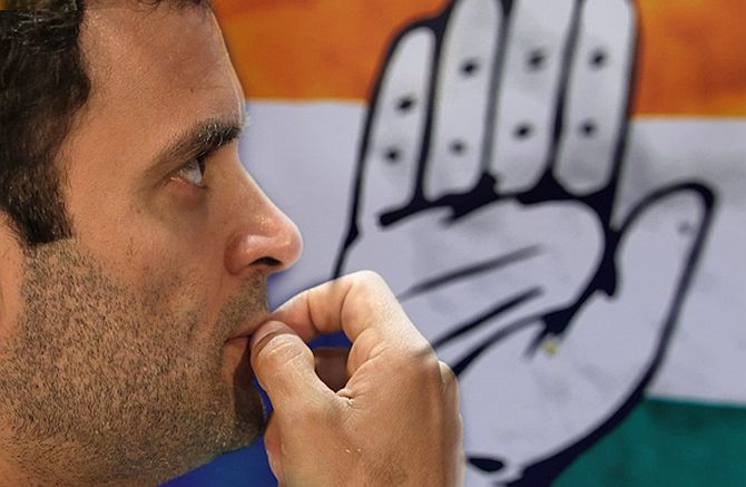 Has the Congress old guard's revolt truly started?