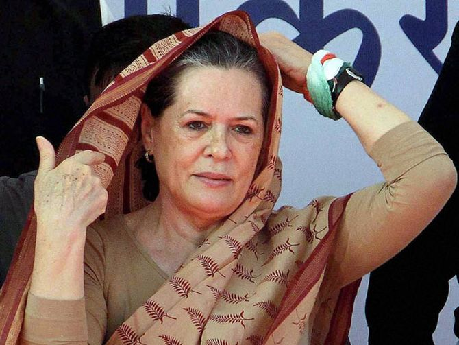 Why Sonia is steaming ahead with Telangana