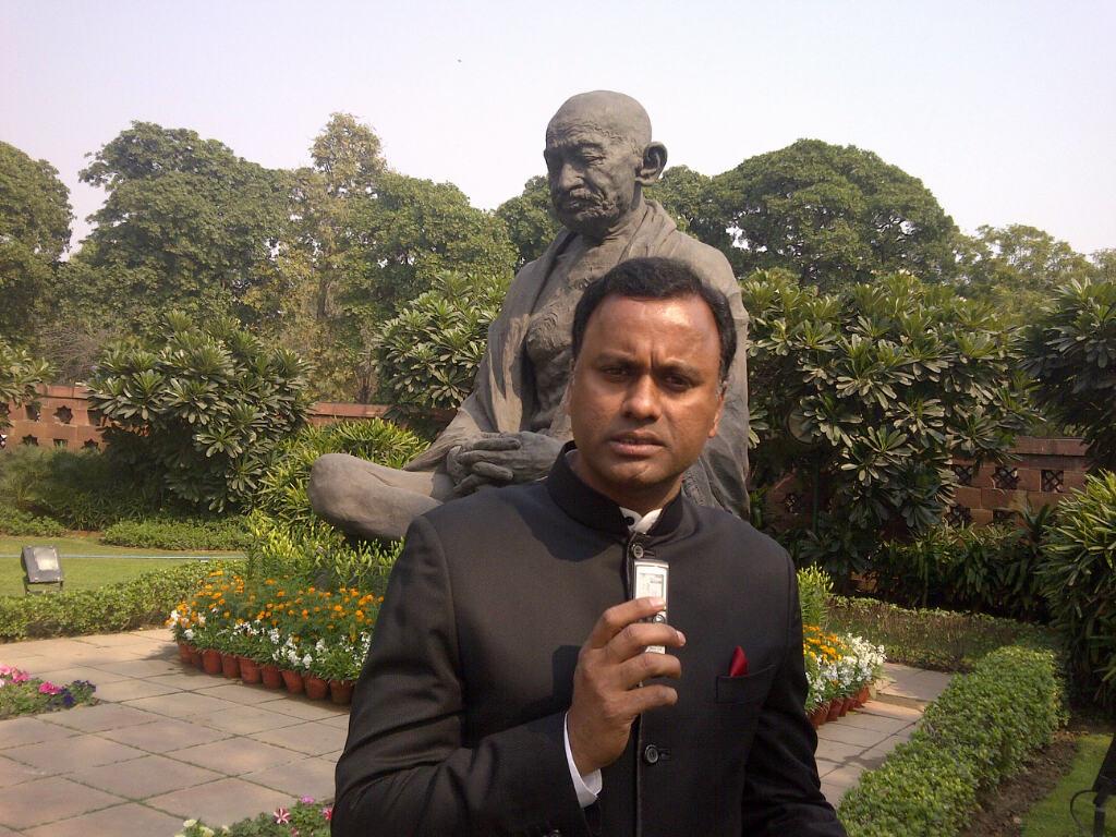 K Raj Gopal Reddy
