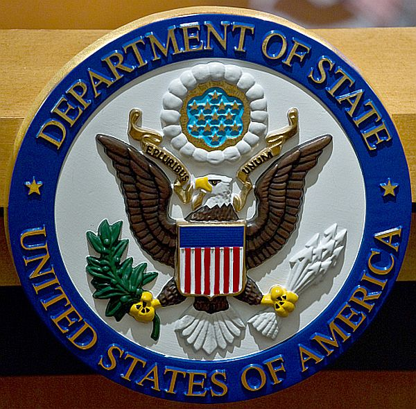 The US State Department.