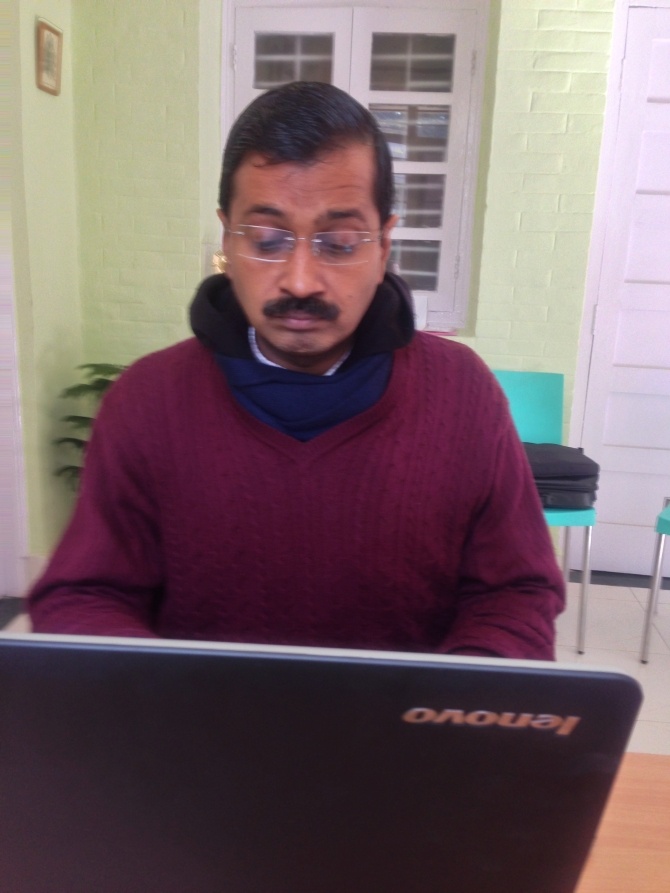 AAP leader answers questions from Rediff readers