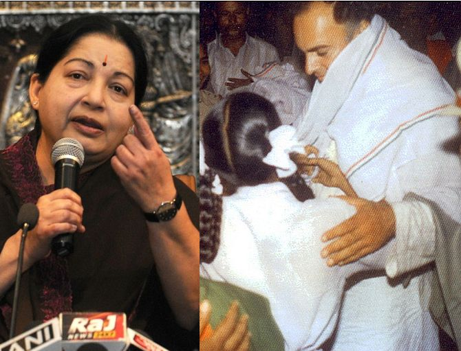 Jayalalithaa okays release of Rajiv killers