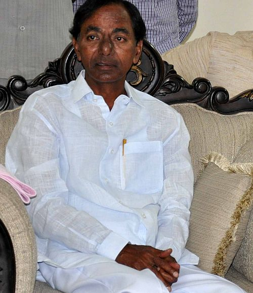 KCR: The statehood-or-nothing man