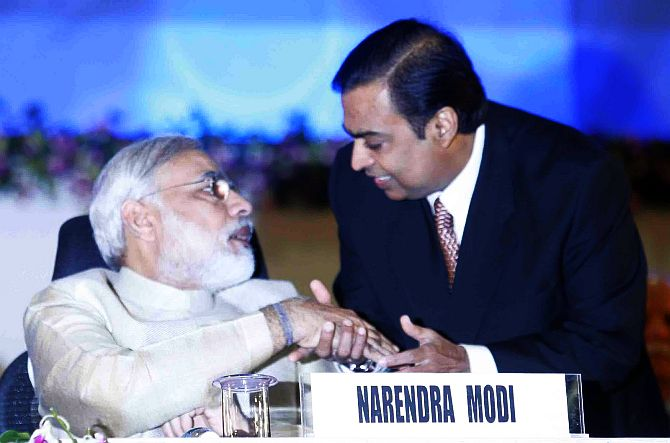 Ambani has Modi in one pocket and Rahul in the other: Kejriwal