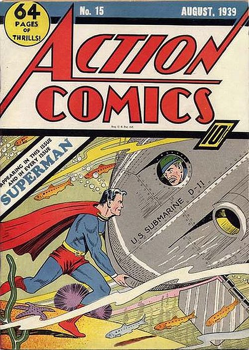 Oldest Superman cover design fetches Rs 178 lakh