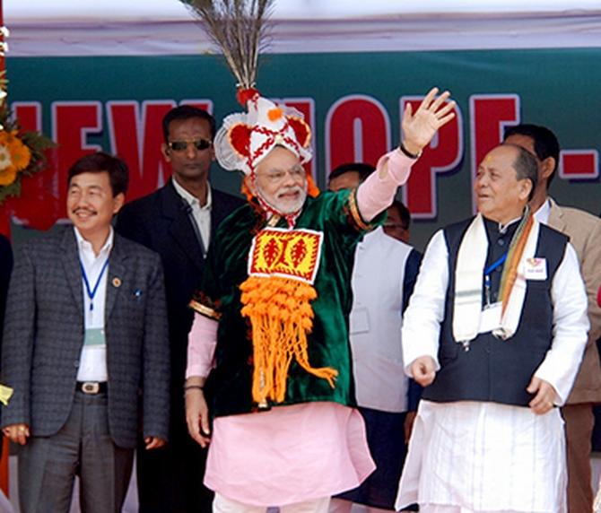 DON'T MISS: Narendra Modi's 'hat trick'