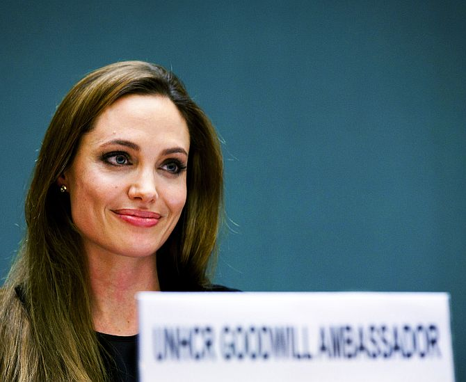 DON'T MISS! Glam queen Angelina Jolie's most beautiful side