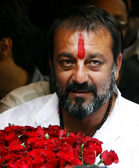 Sanjay Dutt has been granted parole thrice si