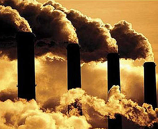 We need to reduce how much fossil fuel we are burning.