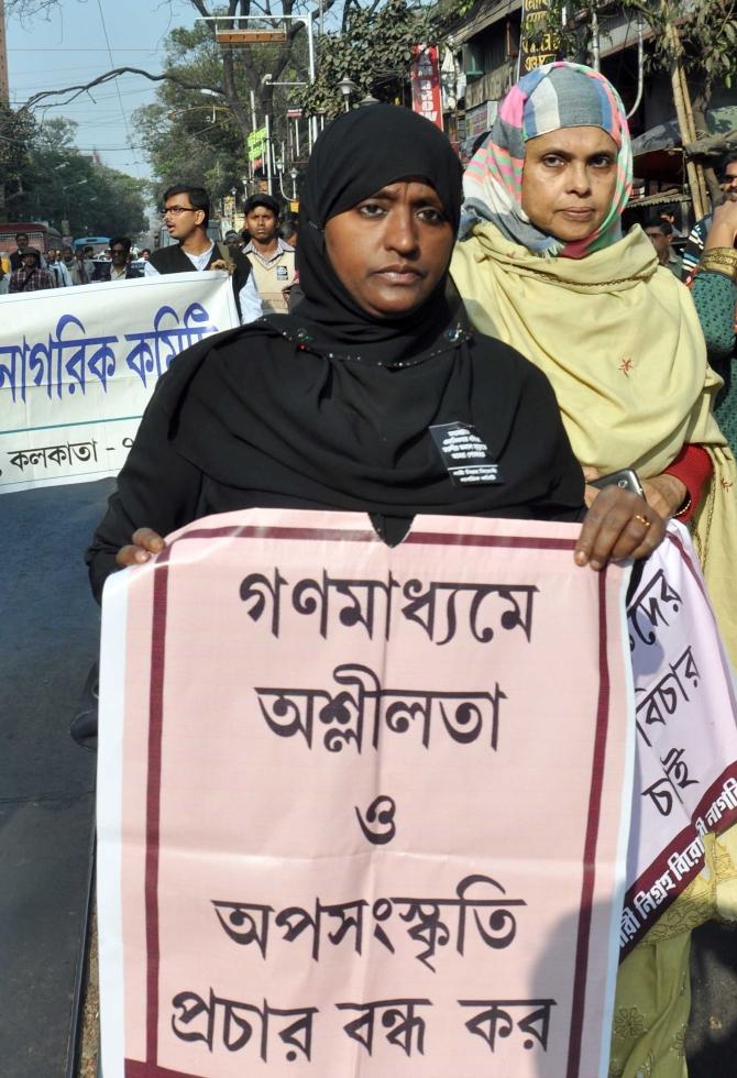 Portests have erupted across Kolkata against the brutal gang rape