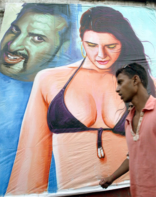 Now showing: South India's dirty picture!