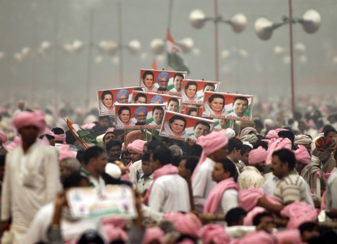 'Cong may not repeat candidates to beat anti-incumbency'