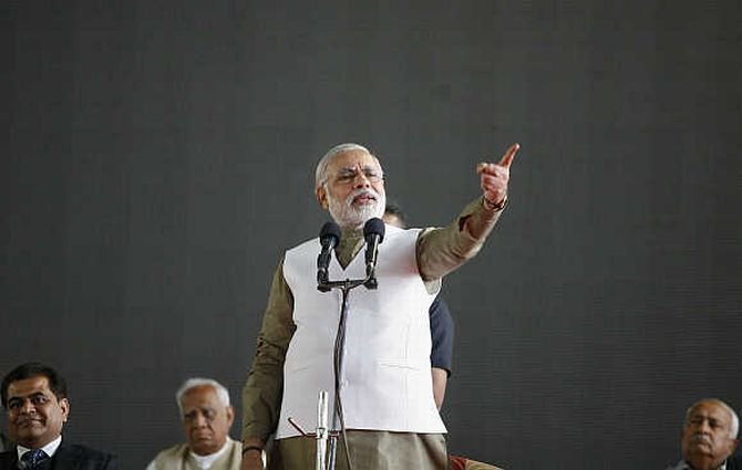 Narendra Modi still has a huge clout in Bangalore South
