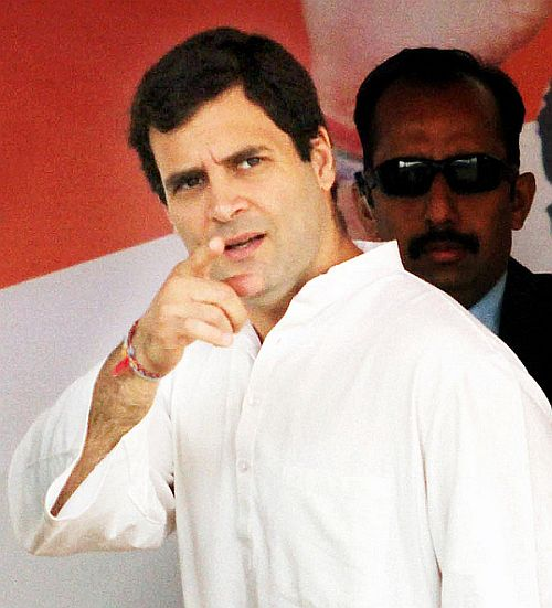 'Rahul must remember that he is the vice-president of a 128-year-old party'