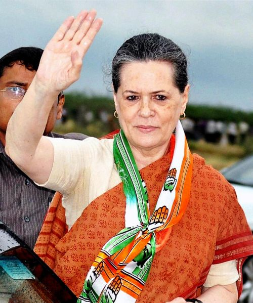 Congress President Sonia Gandhi considered party leaders's views and decided against it.