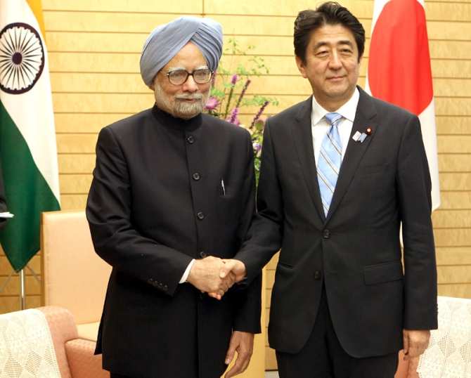 The significance of Shinzo Abe's India visit