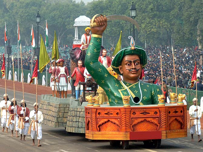 Republic Day QUIZ: Whose tableau is it anyway?