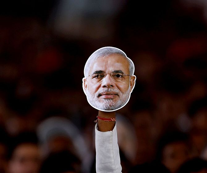 'Modi is an able man; the US has to come to terms with him'