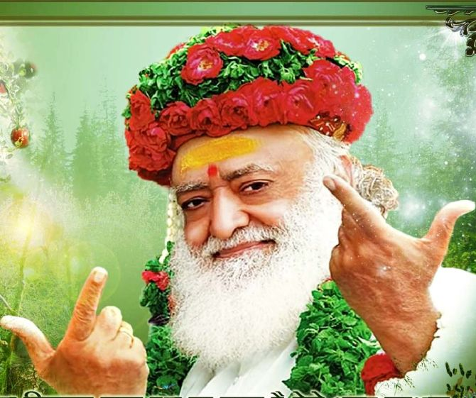 Rs 10,000 crore may just be a SLICE of Asaram's wealth!