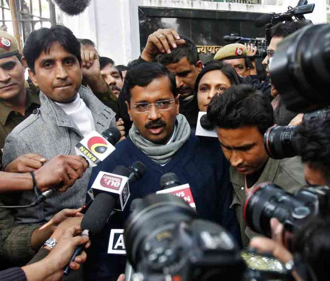 Decoding Congress gameplan to bring down AAP