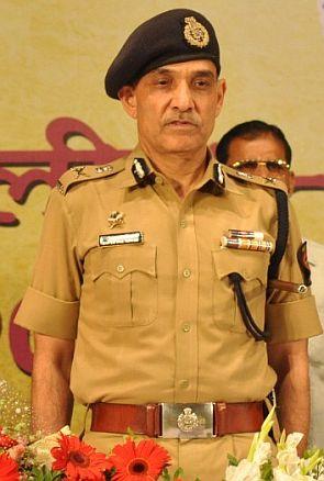 police commissioner in india