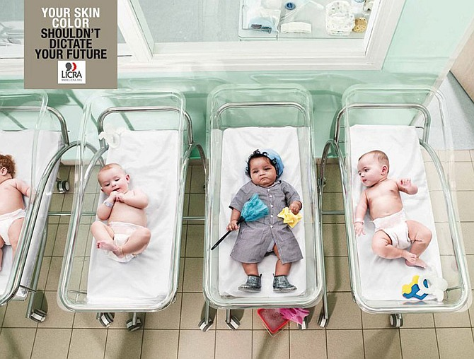 Your skin colour shouldn't dictate your future